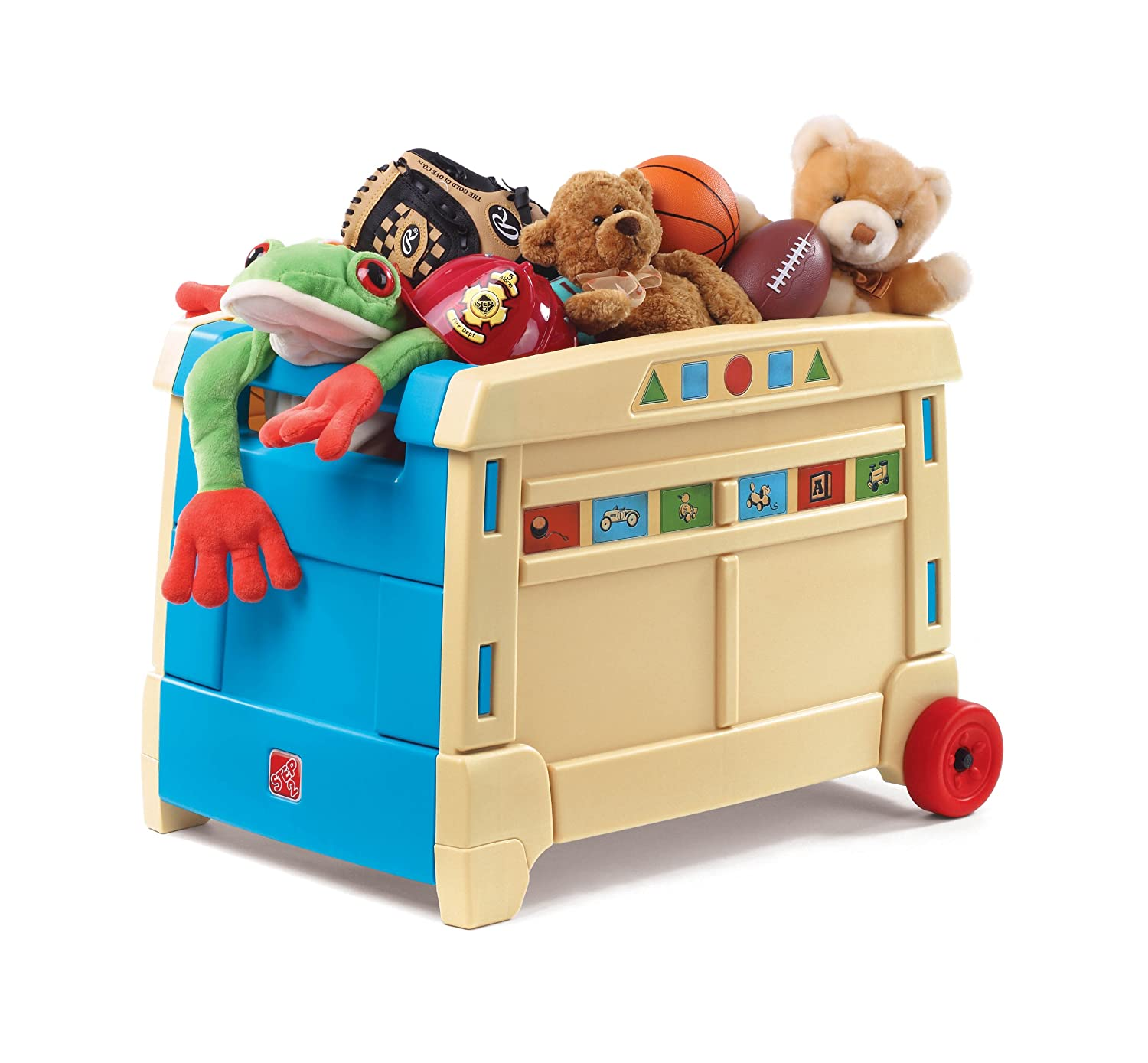 Best Toy Storage Containers : Best toys for kids the three toy boxes your