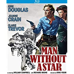 Man Without a Star [Blu-ray]