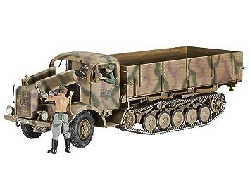 Revell - 3091 - Maquette Classique à Peindre et à Coller - Maultier L4500R