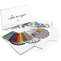 Crayola Color Escapes Coloring Pages & Pencil Kit