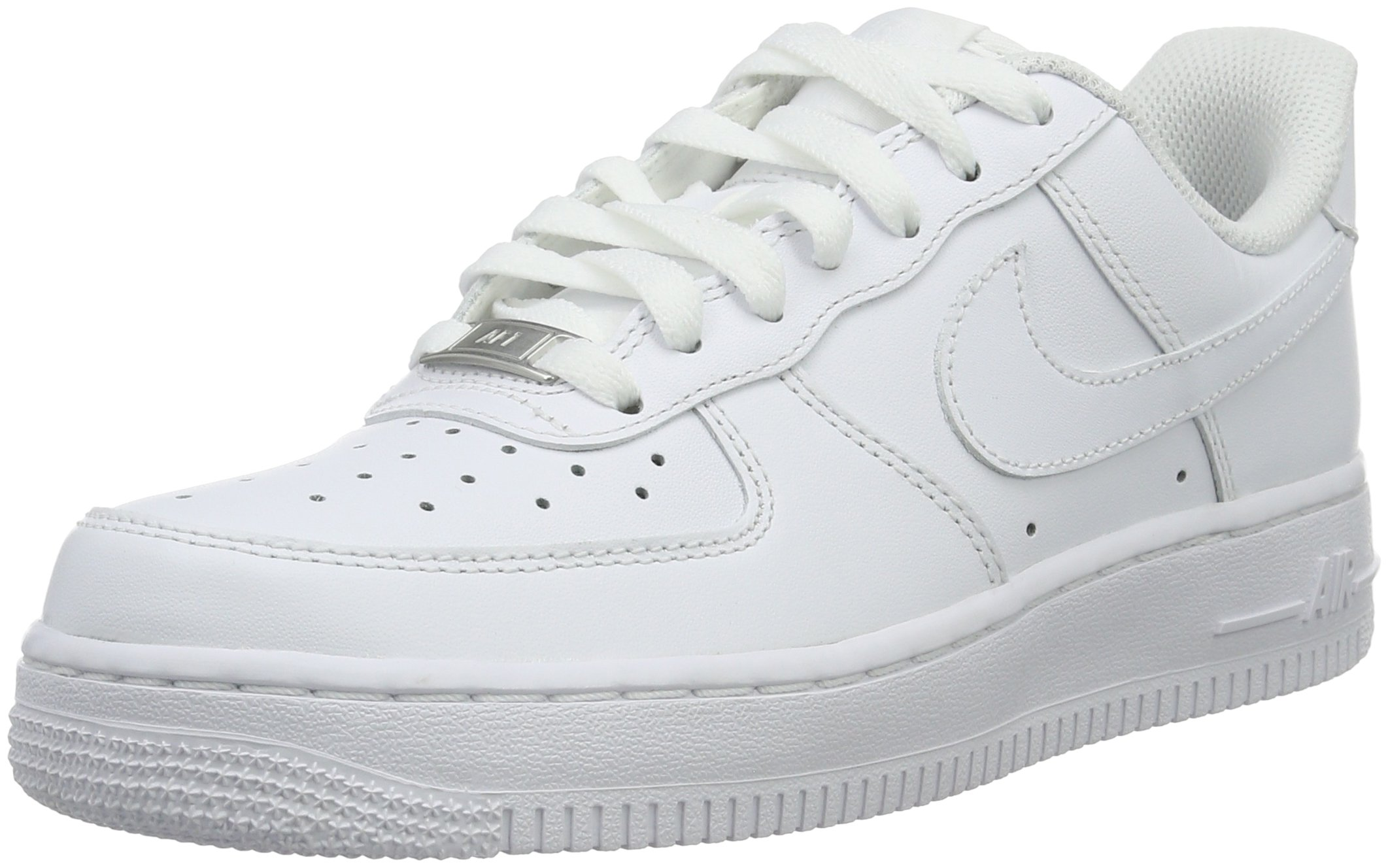 galleon nike wmns air force 1 07 low all white women. Black Bedroom Furniture Sets. Home Design Ideas