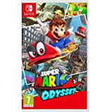 Super Mario Odyssey (Nintendo Switch) (UK IMPORT)