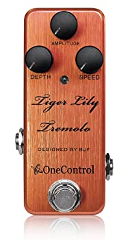 One Control Tiger Lily Tremolo