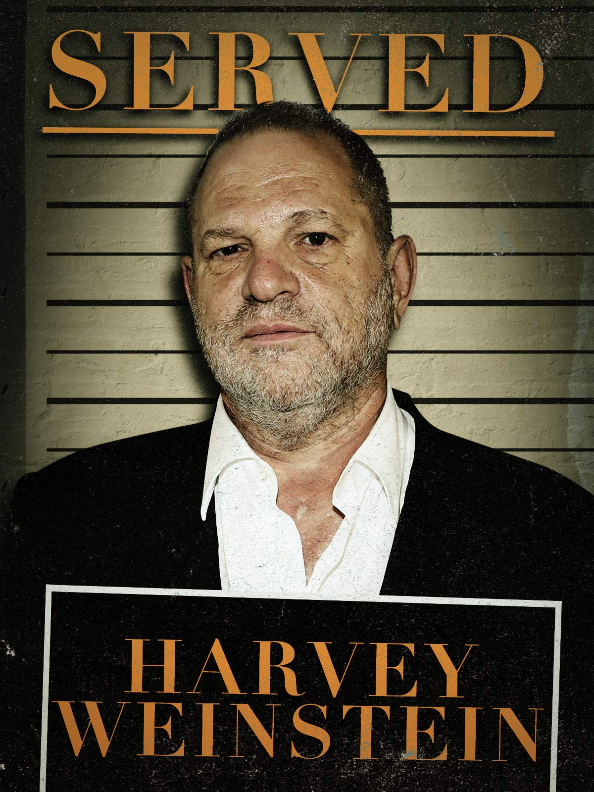 Served: Harvey Weinstein