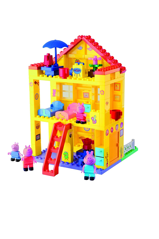 BIG 57078 – Playbig Bloxx Peppa Pig Haus jetzt kaufen
