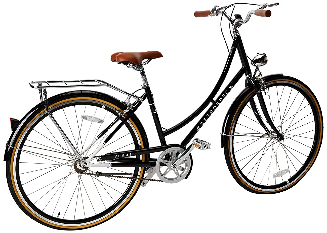 Retrospec Venus Dutch Step-Thru City Comfort Hybrid Bike 1