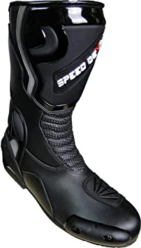 Speed devil race bottes de moto
