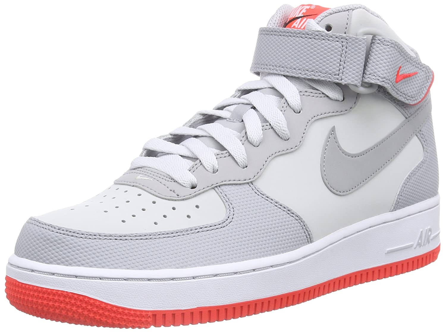 huge discount 8927b cf5eb Nike Air Force 1 Mid 315123-030 Mens shoes size  12 US ...