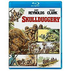 Skullduggery [Blu-ray]