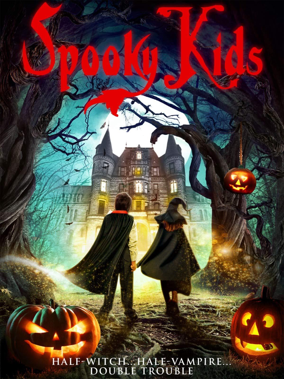 Spooky Kids on Amazon Prime Video UK