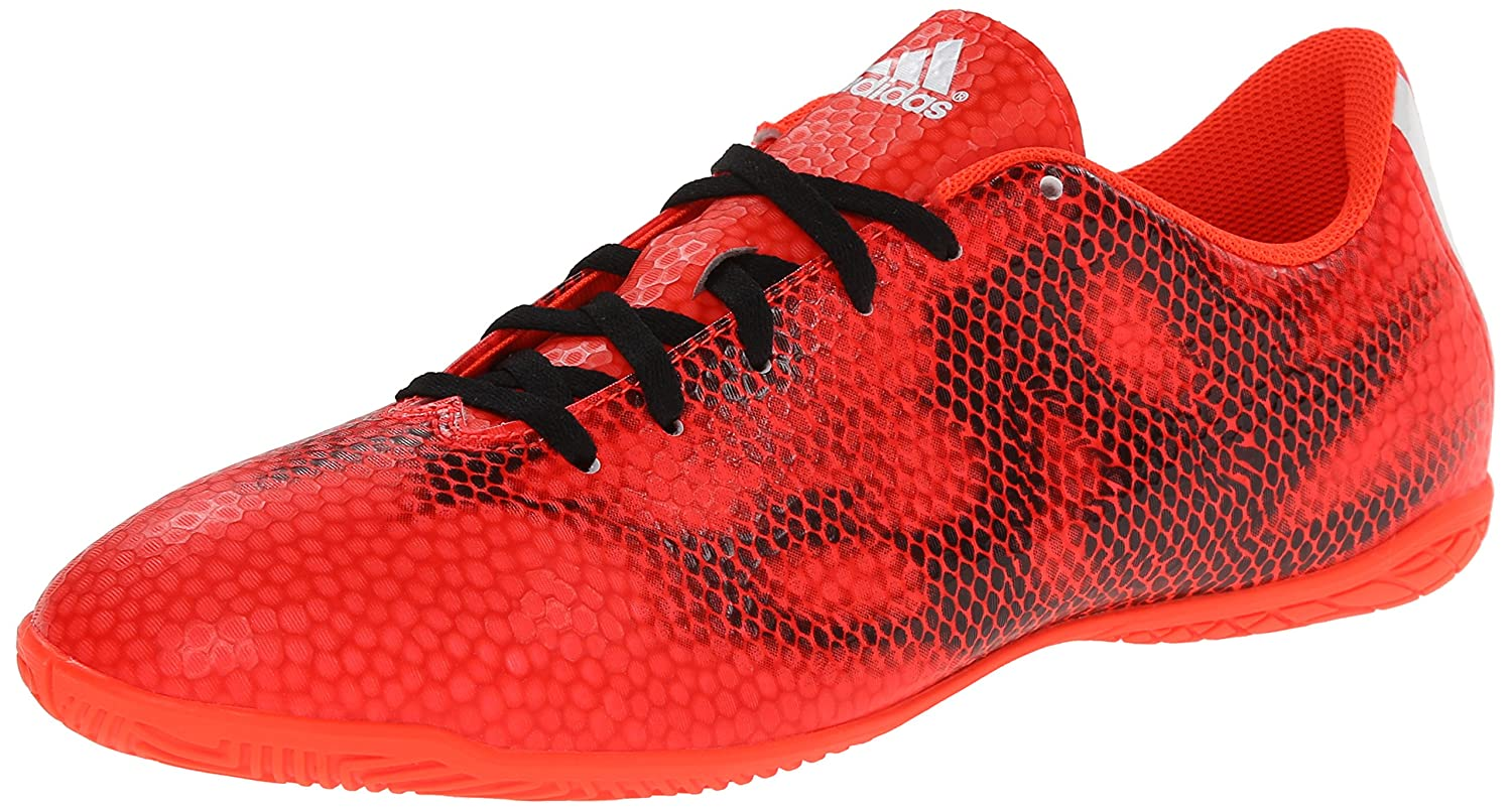 adidas Performance Men's F5 IN Soccer Indoor Shoe adidas performance men s predito instinct fg soccer shoe