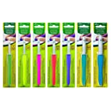 Clover Amour Crochet Hooks - Set of 7 - for Working with Thick Yarns (Set of 14) (Tamaño: Set of 14)