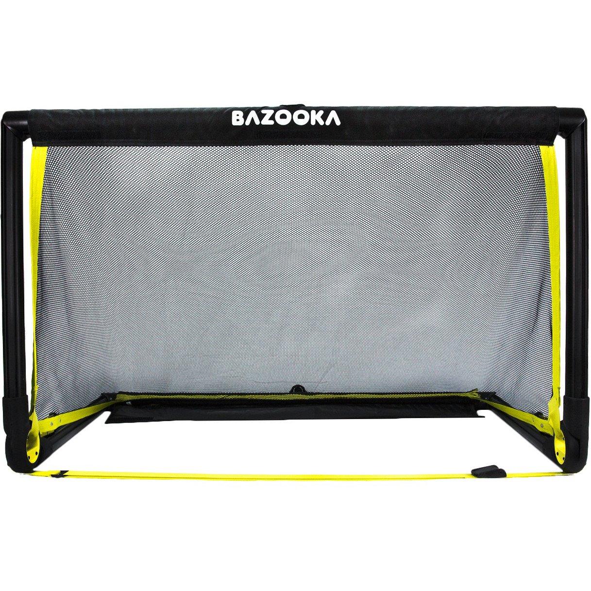 Bazookagoal V2 Zusammenklappbares Tor, robustes Gehäuse, Einheitsgröße, Schwarz kaufen