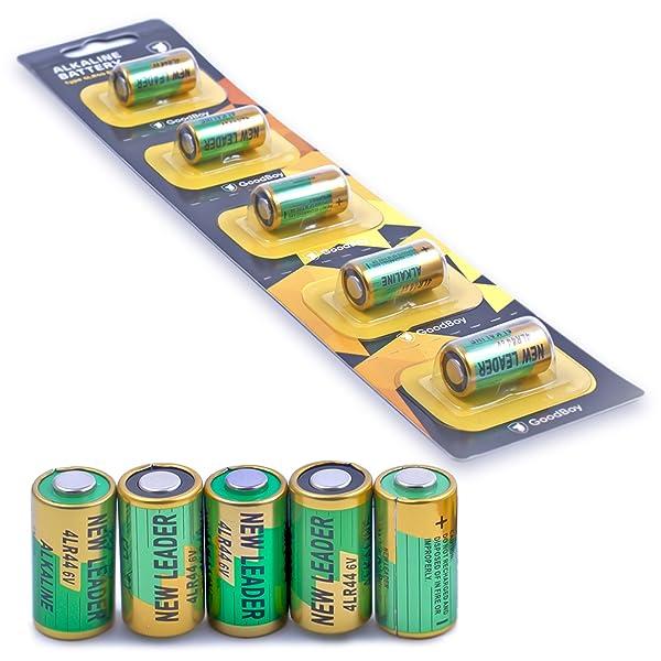 EX-ENEGY 4LR44 476A PX28A 6V Alkaline Batteries 10 Pack
