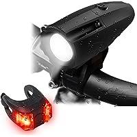 OxyLED USB Rechargeable Bike Light Set