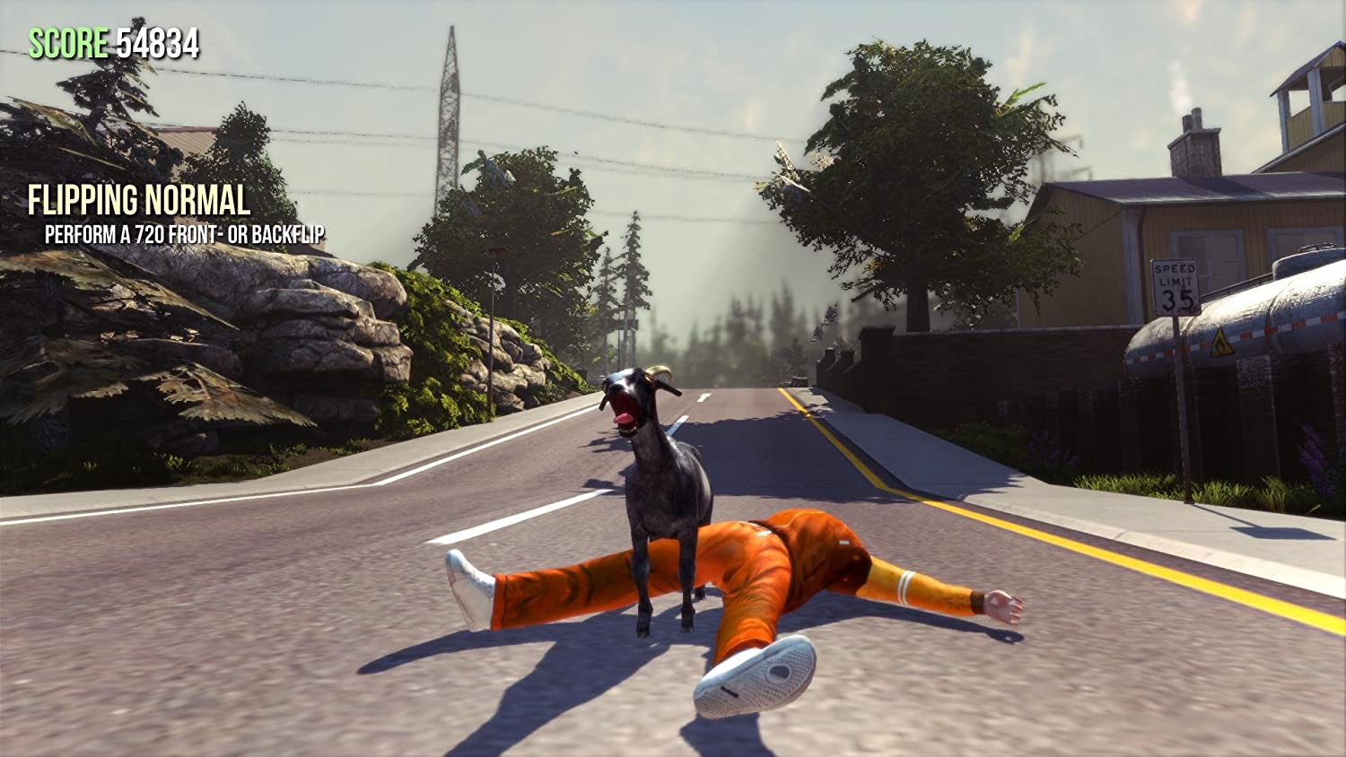 Goat Simulator v1.1.28847 PC