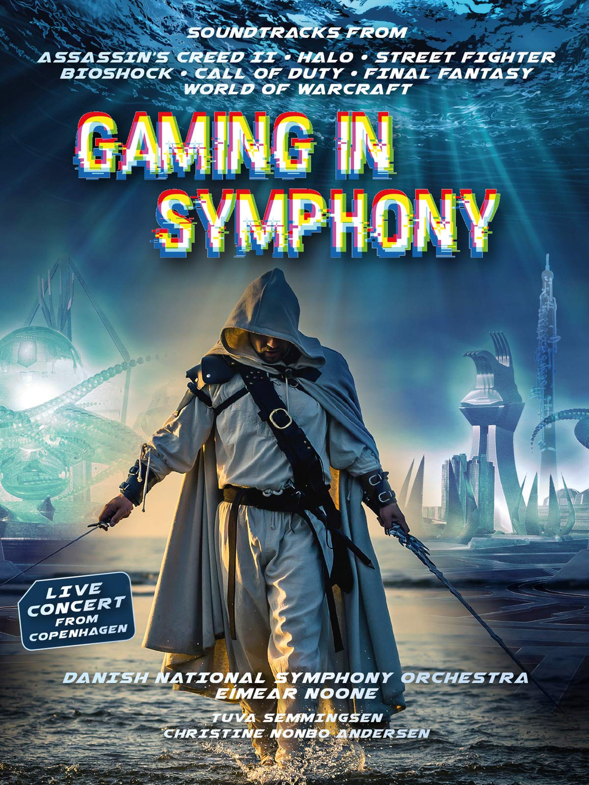 Gaming in Symphony on Amazon Prime Video UK