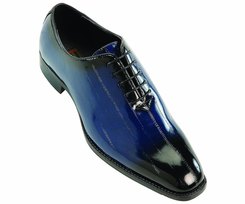 Navy Blue Dress Shoes For Men