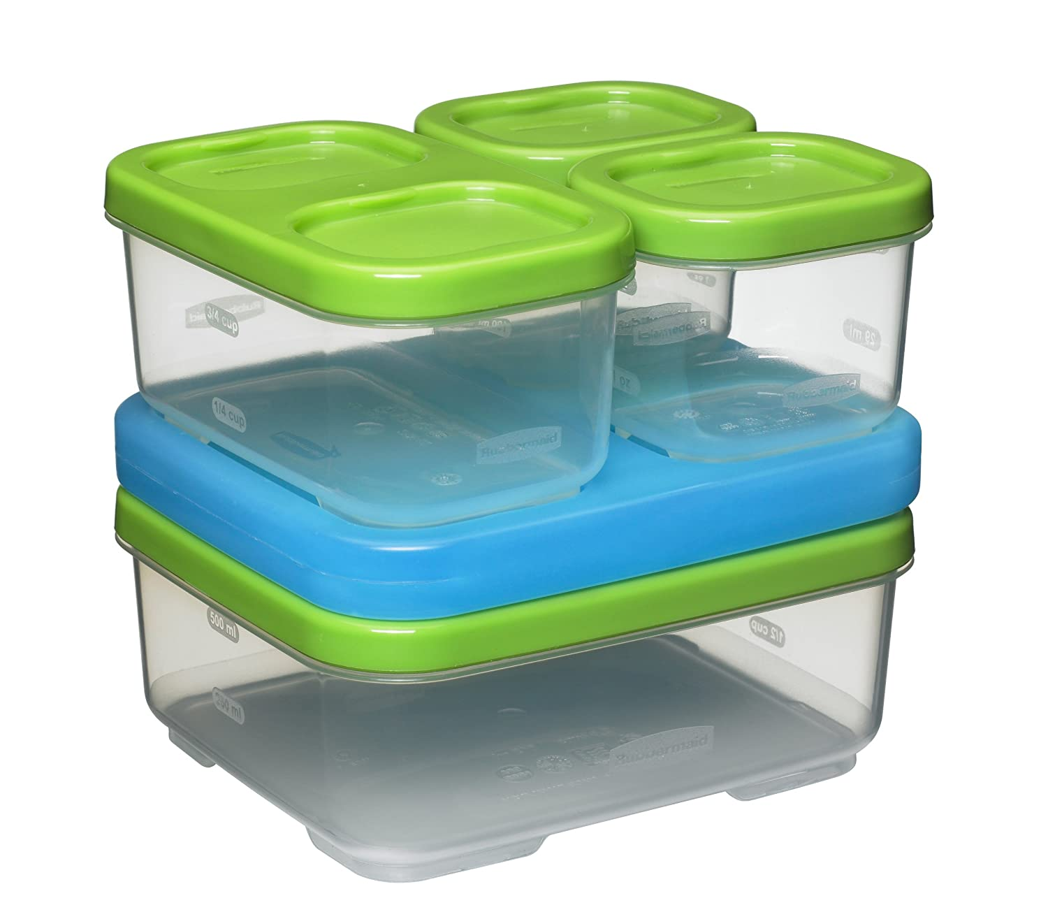rubbermaid lunch blox kid lunch box child container