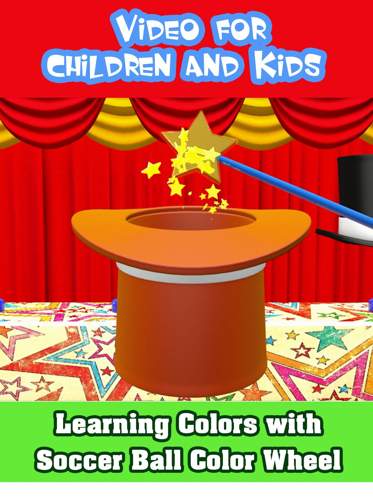 Video for Children and Kids