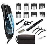 Remington HKVAC2000A Vacuum Haircut Kit, Vacuum Trimmer, Hair Clippers, Hair Trimmer, Clippers