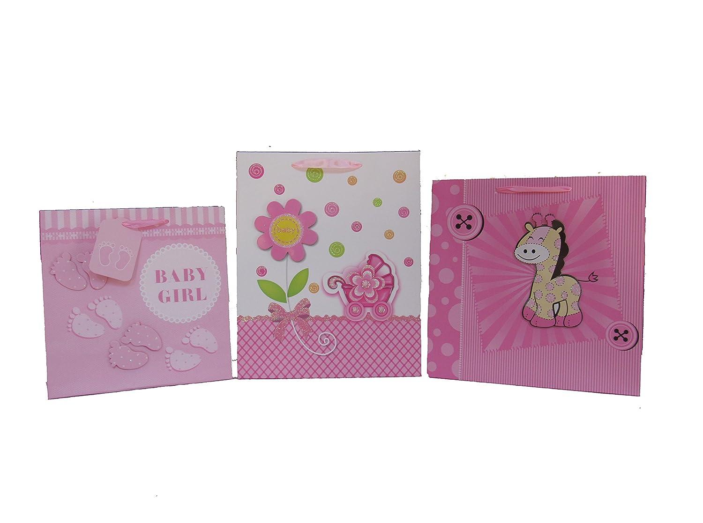 girl baby shower gift bags baby shower mania