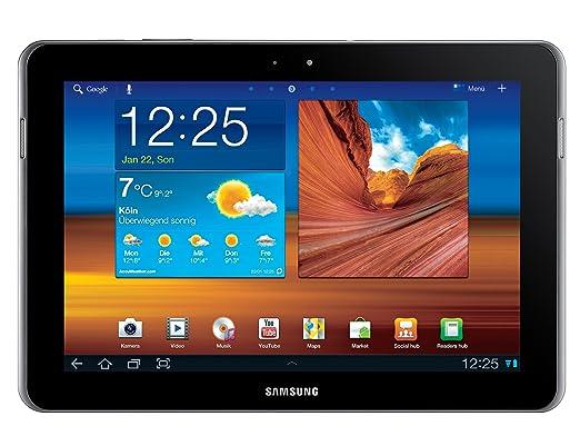 "Samsung Galaxy Tab 10.1N WiFi Tablette 10.1"" (25,7 cm) 16 Go 1024 Mo Wifi Android 3.2 Noir"