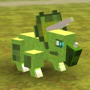 Triceratops Simulator by POLANTRONIC