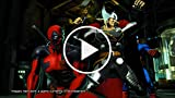 Marvel vs. Capcom 3 Fate of Two Worlds - Thor