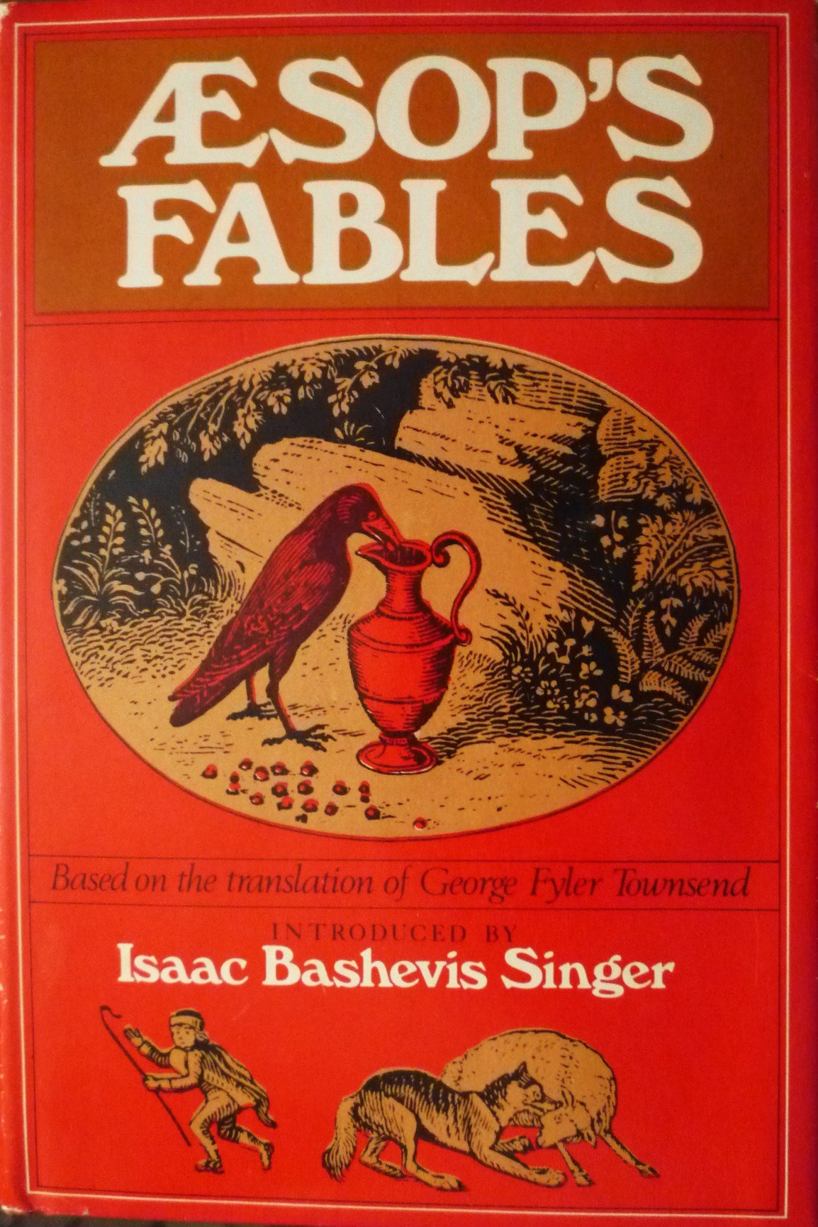 AESOP's Fables, Based on the translation of George Fyler Townsend, George Fyler Townsend