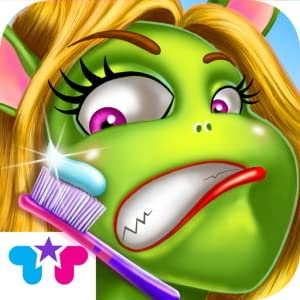 Garbage Monsters - Messy Makeover from TabTale LTD