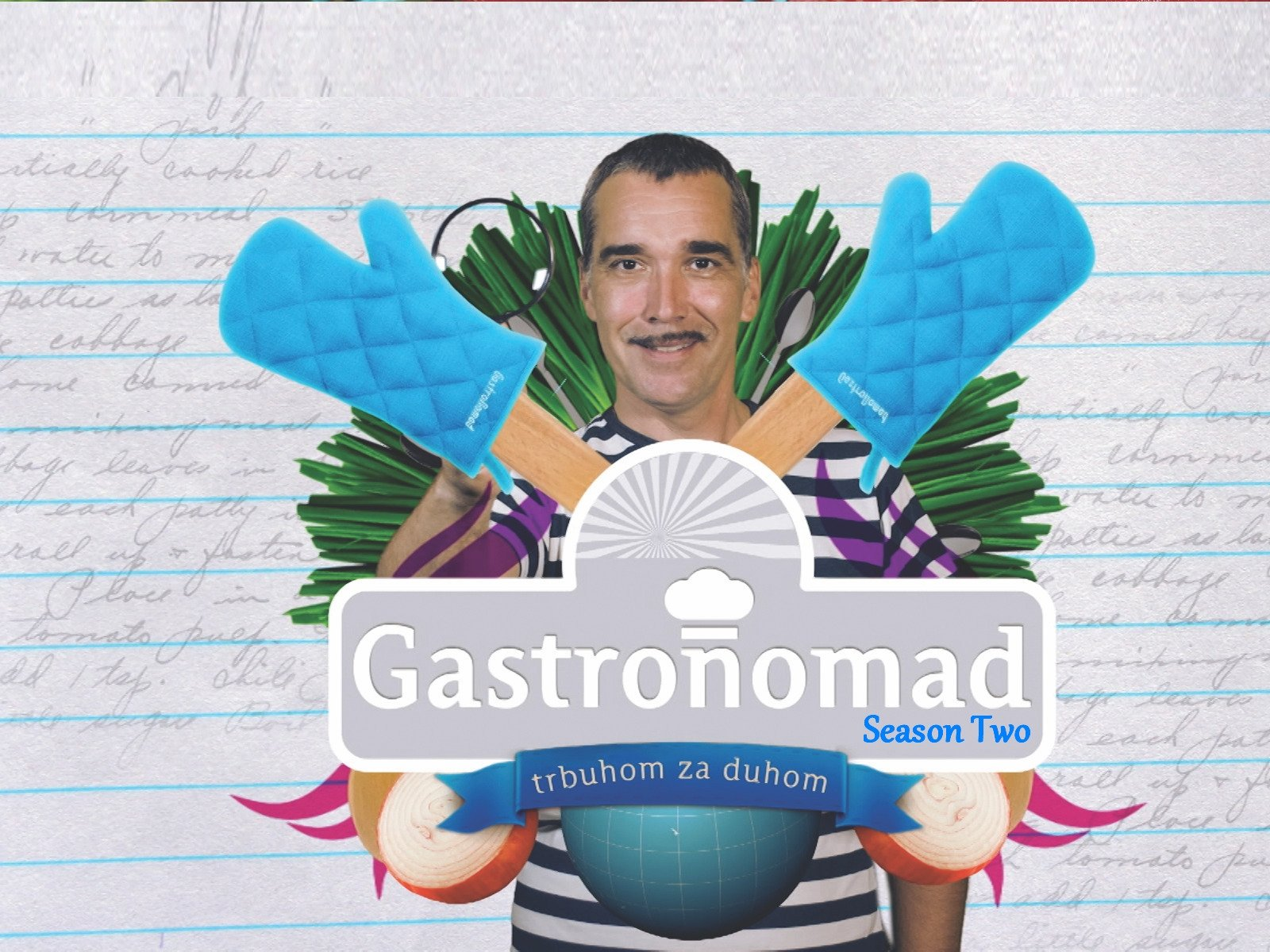 Gastronomad on Amazon Prime Instant Video UK