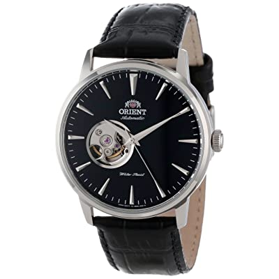 <strong><u>Orient Esteem Open Heart Affordable Automatic Dress watch</u></strong>