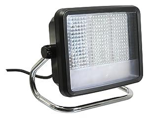 as  Schwabe 45817 mobile LEDArbeitsleuchte AL270s 17W, 2 Steckdosen, 2 m H07RNF 3G1.5, IP54 Gewerbe, Baustelle, hellweiß  BaumarktKundenbewertung: