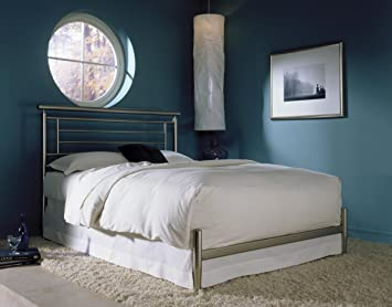 Queen Chatham Bed by Fashion Bed Group - Satin (B41835)