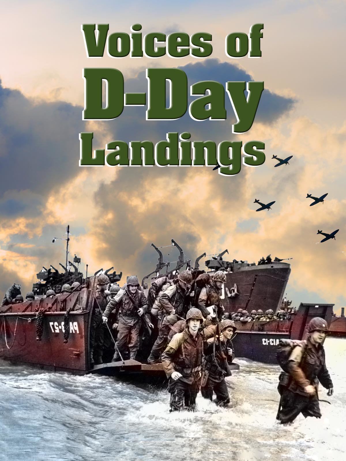Voices of D-Day Landings