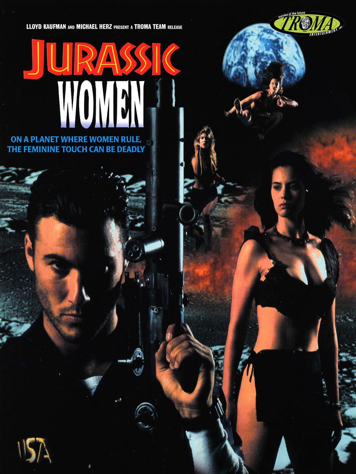Jurassic Women