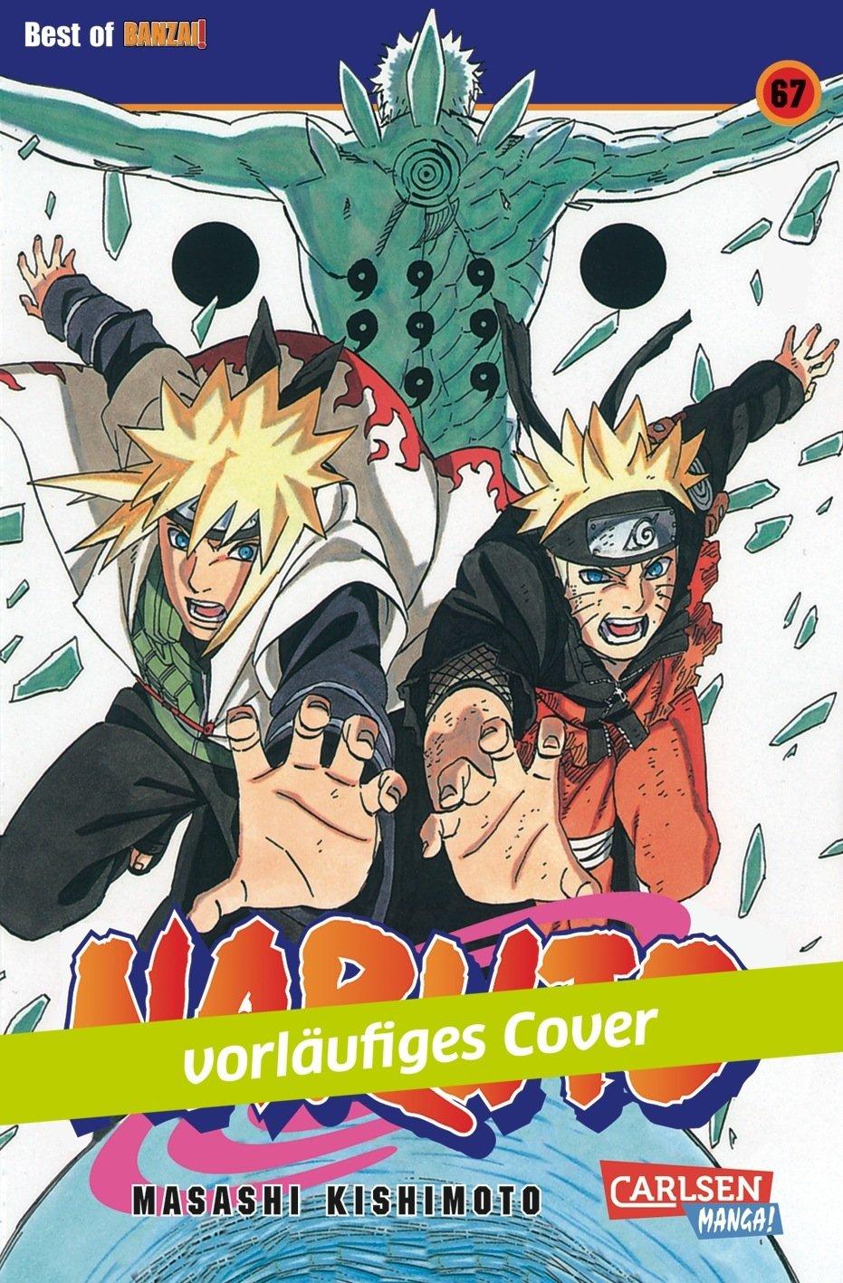 Naruto, Band 67