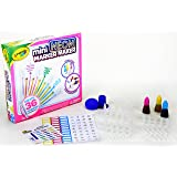 Crayola Mini Neon Marker Maker, 36 Scented Gift for Kids, Ages 6, 7, 8, 9
