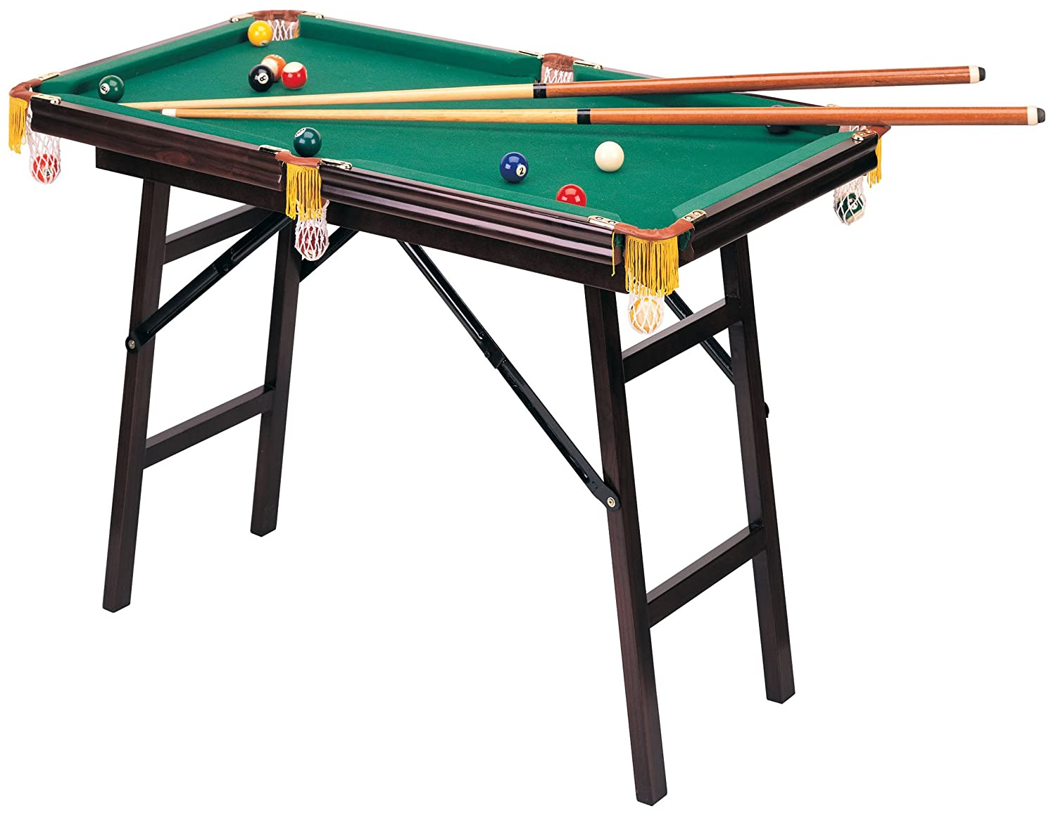 Beau Pretty, Slim And Colorful, This Mini Pool Table Is A Dream For Those Who  Have Little Money To Spend On This And Little Room Inside Their Homes.