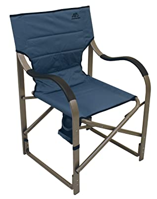 ALPS Mountaineering Camp Chair (Steel Blue)