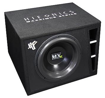 HIFONICS Bassreflex Gehäuse-Sub MXZ-12R