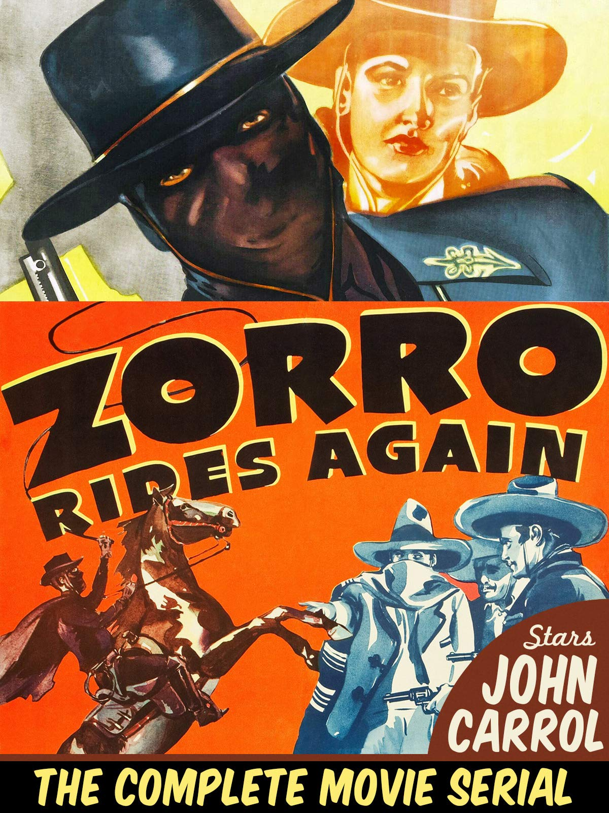 Zorro Rides Again - The Complete 12 Chapter Serial