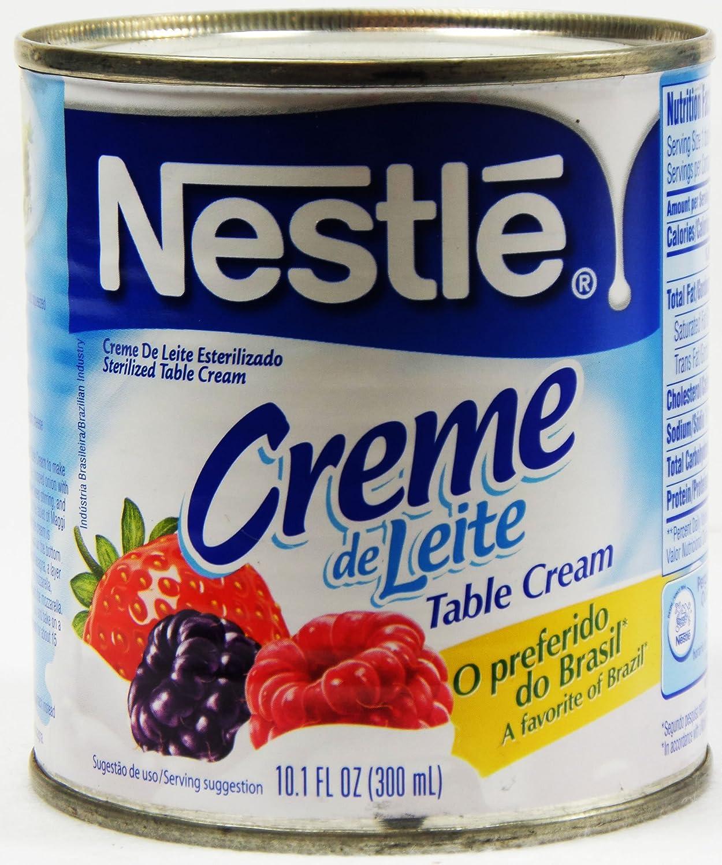 Creme de Leite Nestle Creme de Leite 300ml