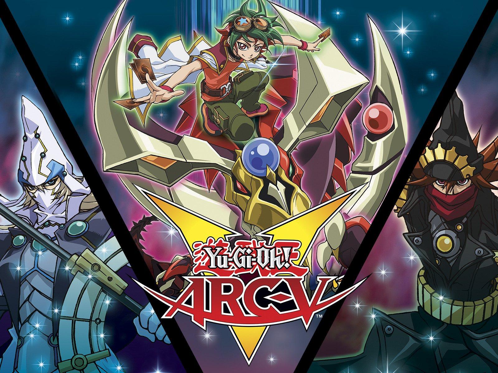 Yu-Gi-Oh! ARC-V - Season 1