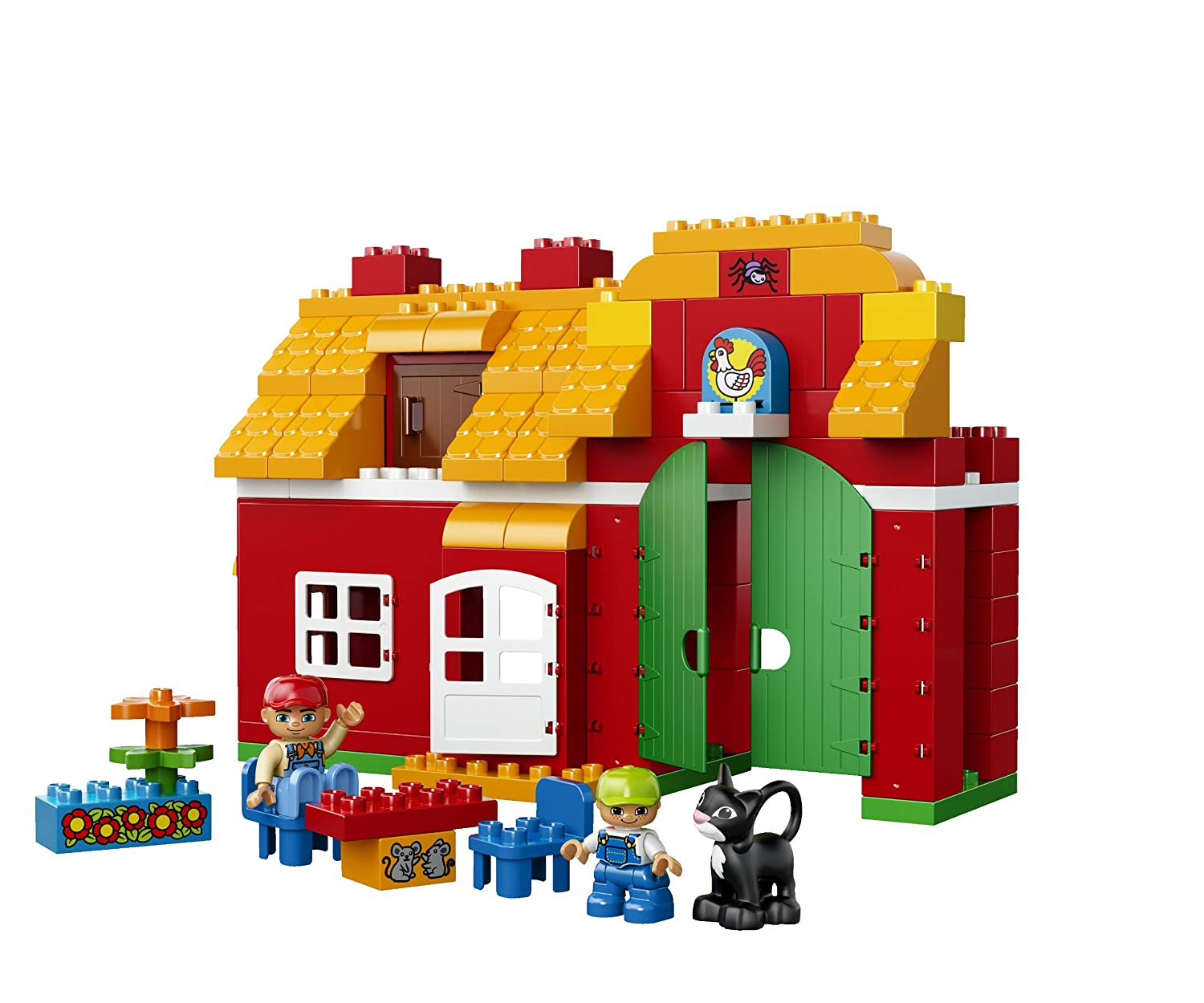 lego duplo farm instructions 10617
