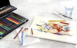 Faber Castell Art & Graphic Colouring Set (Color: Brown)