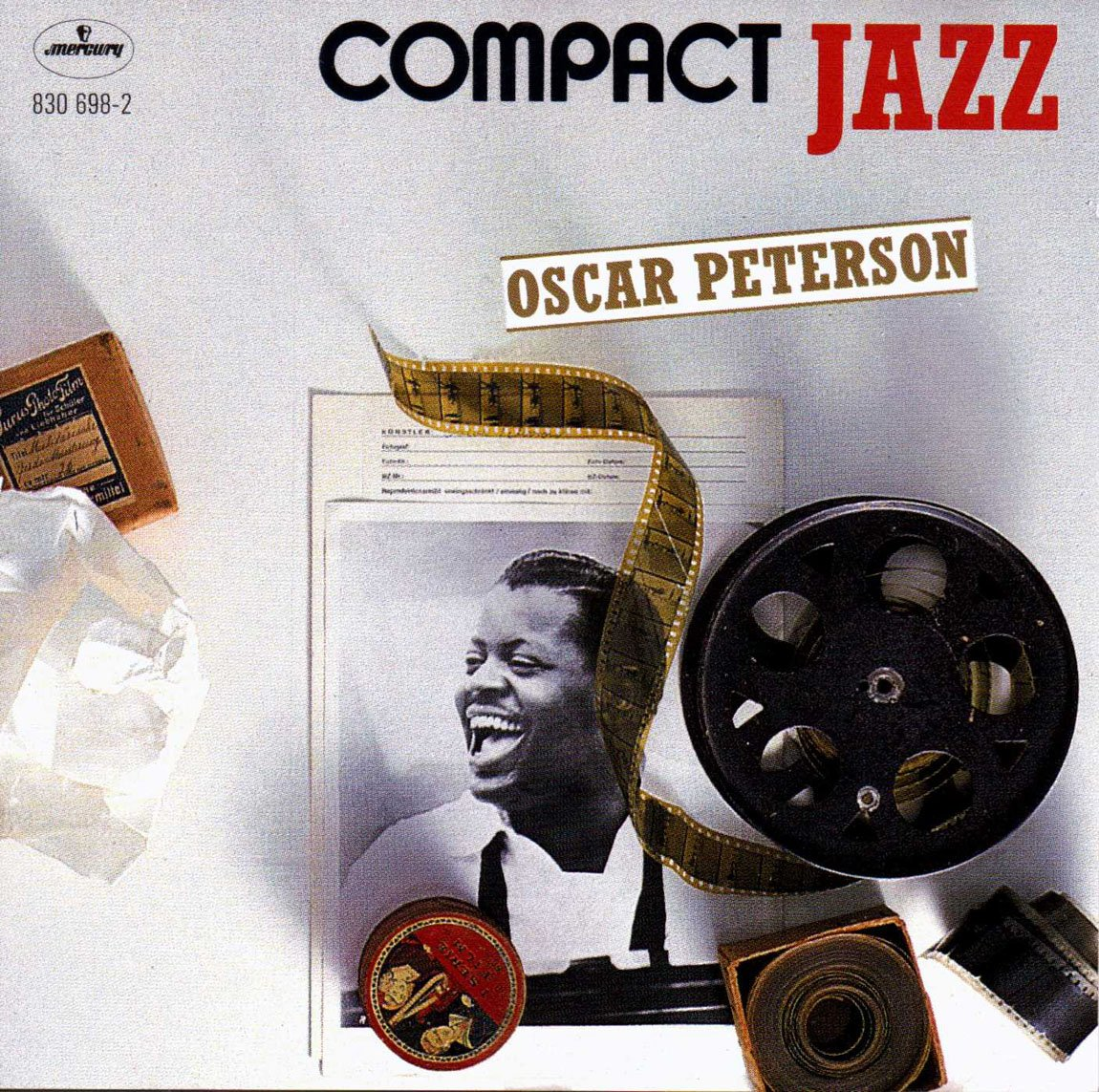 Compact Jazz : Oscar Peterson