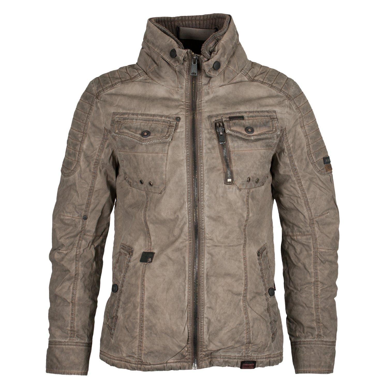 KHUJO Herren Jacke beige günstig online kaufen