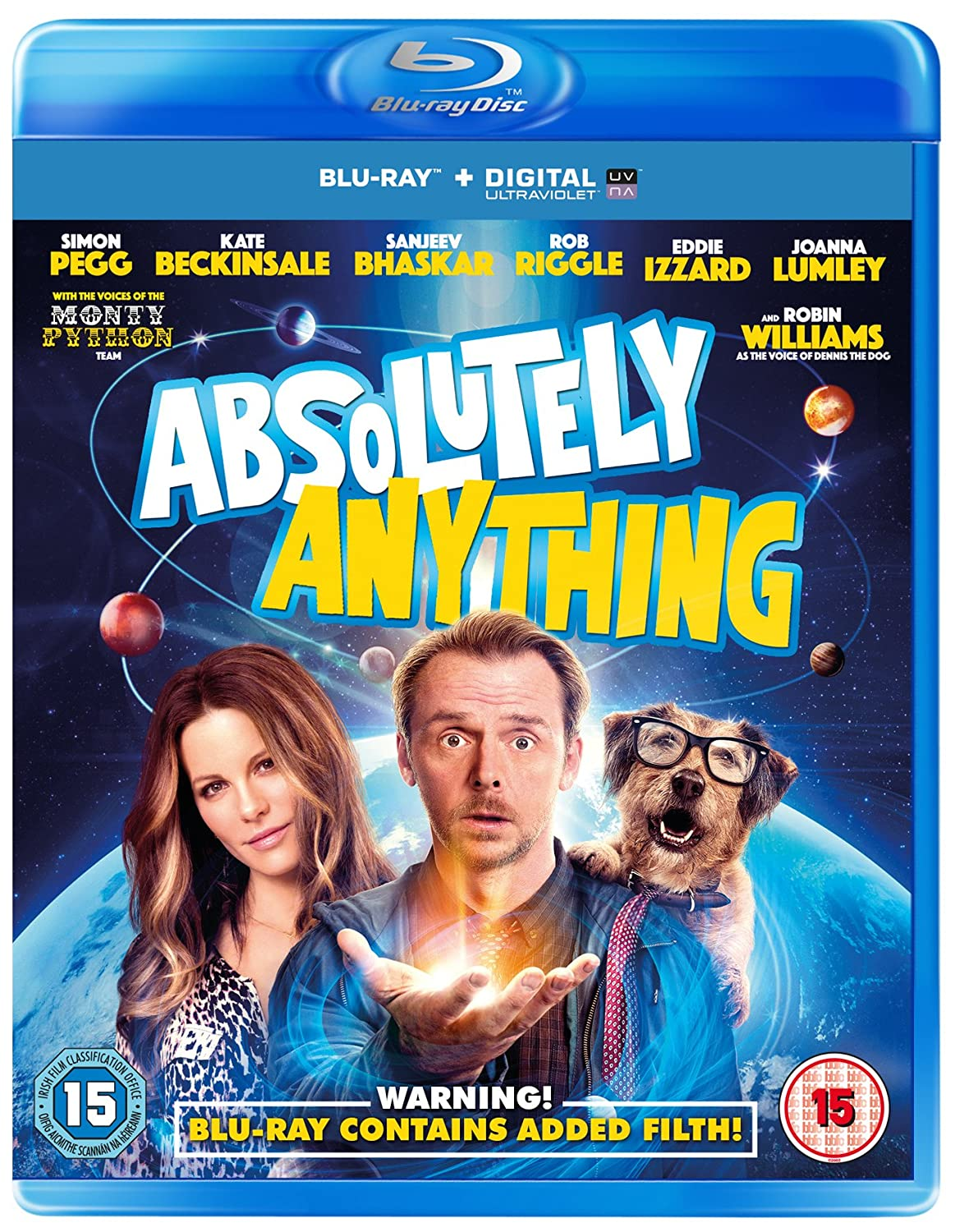 Absolutely Anything review: delightfully Adams-esque